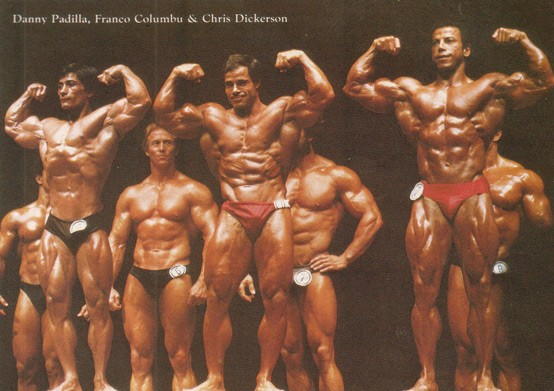 Fixed Bodybuilding Contests