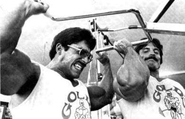 Ray and Mike Mentzer High Intensity Training