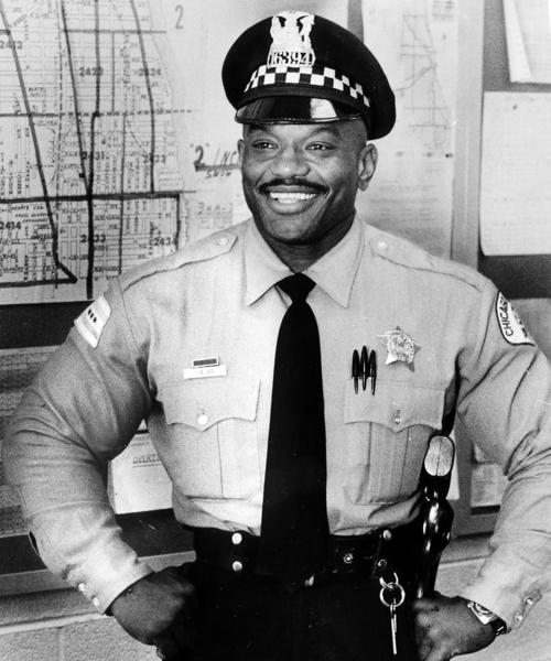 Sergio Oliva Chicago Police Officer